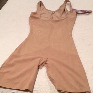Spanx Open Bust mid-thigh